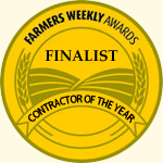 Farmers Weekly Contractor of the Year Award 2011 Finalist