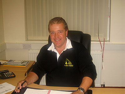 Mr Luke Furse, Managing Director