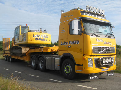 NEW Volvo FH16 660 Double Drive Lowloader