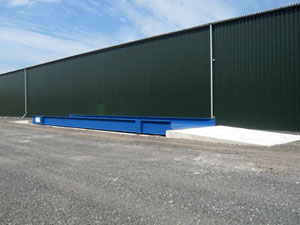Westco Titan 15 metre Weighbridge